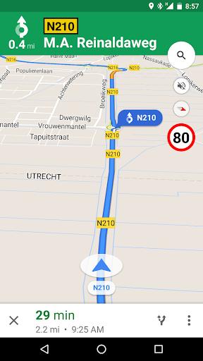 Maps Speed Limits 6.1 screenshots 1