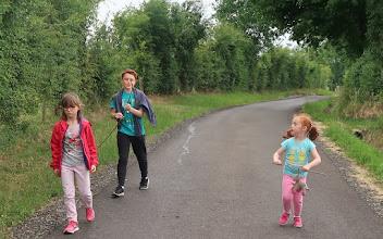 Photo: Façon agréable de marcher à la baguette
