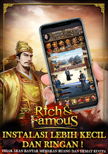 Kaisar Langit - Rich and Famous