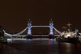 Photo: Tower Bridge - London Olympics 2012