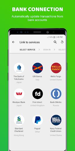 Money Lover: Expense Manager & Budget Tracker 4.2.2.2020100704 Screenshots 7