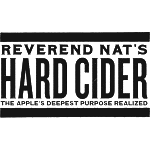 Logo of Reverend Nat's  Hard Apple