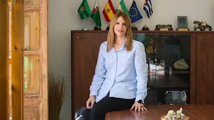 Ángeles Castillo, alcaldesa de Huércal de Almería.