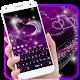 Neon Purple Keyboard Theme Download for PC Windows 10/8/7