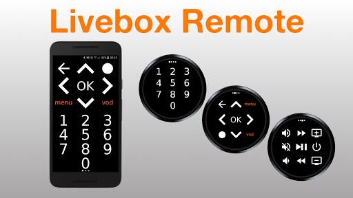Livebox Remote 1.9.1 screenshots 1
