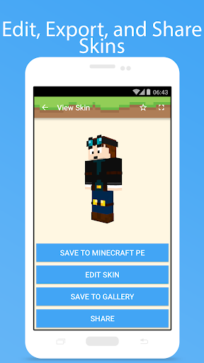 Skins for Minecraft  screenshots 3