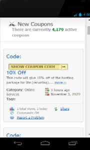 Coupon Spy screenshot 3