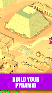 Idle Egypt Tycoon MOD (Free Purchase/Upgrade) 3