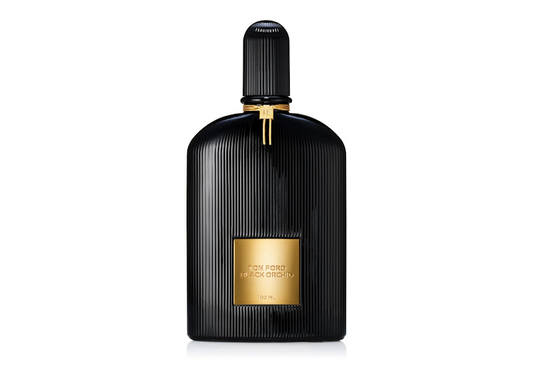 Tom Ford Black Orchid (100ml, R1800) launched in 2006, alone contributes $150m in annual revenues to his business.