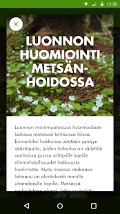 UPM Metsäni- screenshot thumbnail