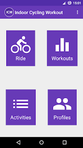 Indoor Cycling Workout 1
