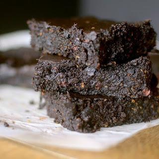 Gooey Flourless Avocado Brownies (Paleo, Vegan + Gluten-Free!) Recipe