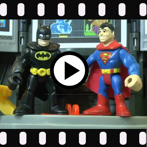 Video Hero Kids Toys