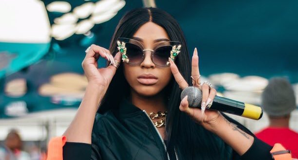 Nadia Nakai is one of the rap artists who will be part of #HipHopHerStory.