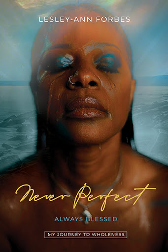Never Perfect Always Blessed cover
