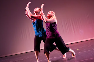 Photo: Broken Choreographer: Janeen Martin Dancers: Melissa Holm and Janeen Martin Photo By: Stan Plewe