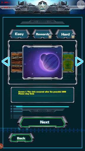 Galaxy Wars - Squadron  screenshots 7