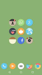 Flatro - Icon Pack- screenshot thumbnail
