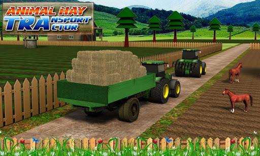 Animal & Hay Transport Tractor screenshots 2