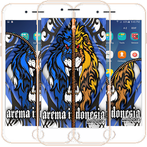 Arema Zipper Lock Screen 1 0 2 Latest Apk Download