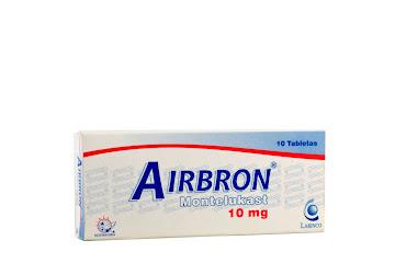 Solo Online Airbron 10 Mg Tab/Comp x   10 Und