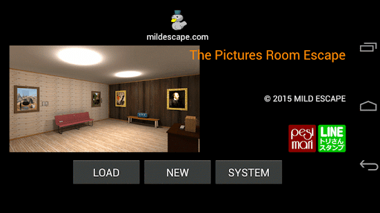 The Pictures Room Escape- screenshot thumbnail