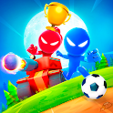 Stickman Party: 1 2 3 4 Player Games Free icon