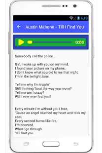 How to download Austin Mahone Lyrics Shadow 1 0 apk for android