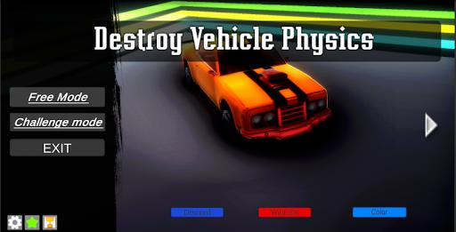 Car CRASH  screenshots 1