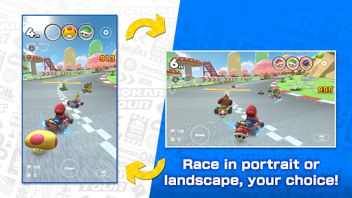 Mario Kart Tour modavailable screenshots 1