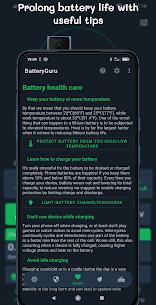 Battery Guru (MOD, Premium) v1.8.7 3