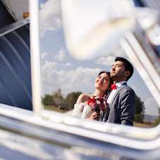 Wedding photographer Gaukhar Zukenova (gohasz). Photo of 19.09.2016