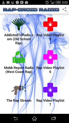 Rap-Droid Radio Pro