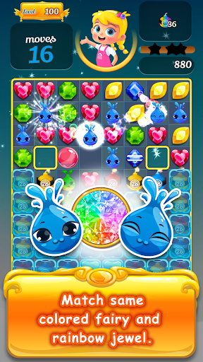 New Jewel Pop Story: Puzzle World filehippodl screenshot 5