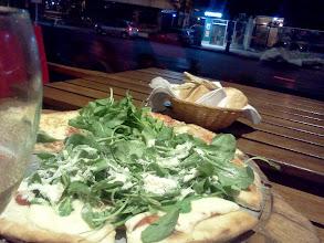 Photo: やっぱ、アルゼンチンに来たらピザ食べないと!