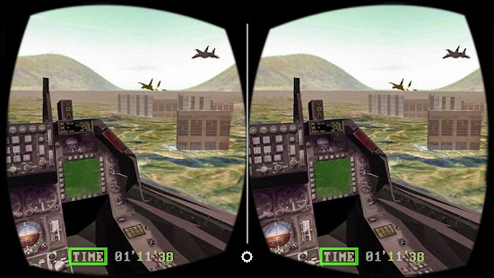 VR Jet Fighter Dogfight Game- screenshot thumbnail