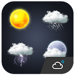 Painting - Weather icon pack Icon