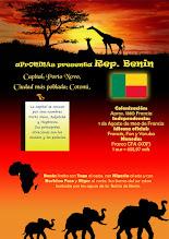 Photo: Un país de África: Benin
