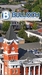 Bulloch telephone Directory - náhled