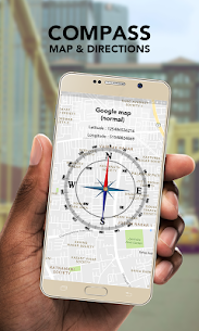 Compass – Maps and Directions v5.0 [ad-free] APK 3