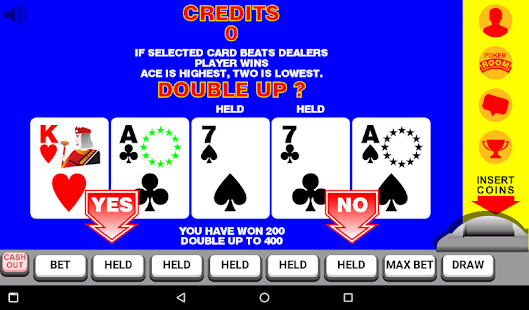 Download Video Poker with Double Up For PC Windows and Mac apk screenshot 18