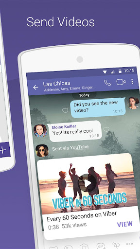 Viber Messenger 9.3.0.6 Screenshots 6