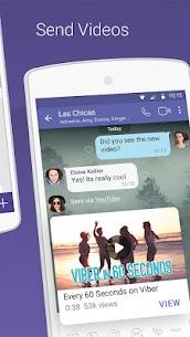 Viber Messenger v9.6.5.1 APK 6