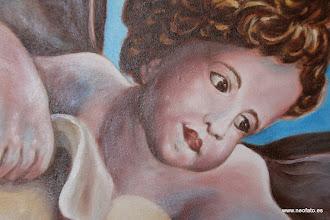Photo: 01.06.2014.- SALVEMOS LA CARTUJA DE LA FUENTES. Presentación- Exposición de ArteMonegros. Obra de Emeri Mur