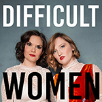 Difficult Women Podcast Logo