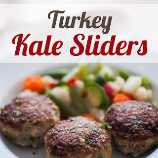 {Recipe} Kale Sliders.