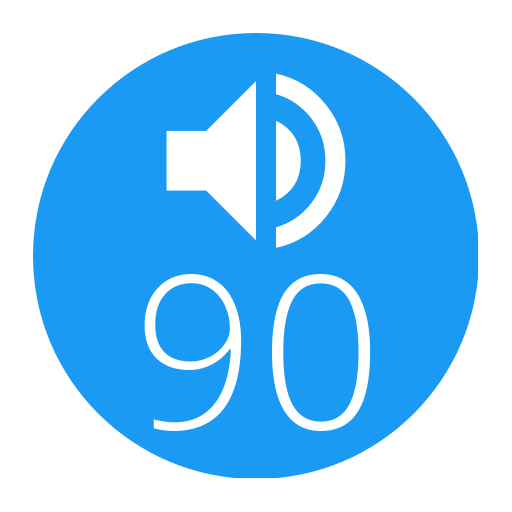 90s Music Radio Pro app for Android