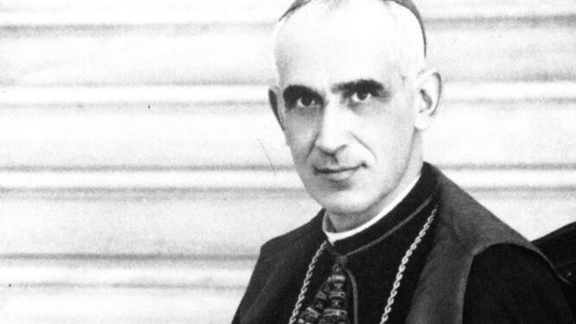 El Beato Diego Ventaja, mártir de la Iglesia almeriense.