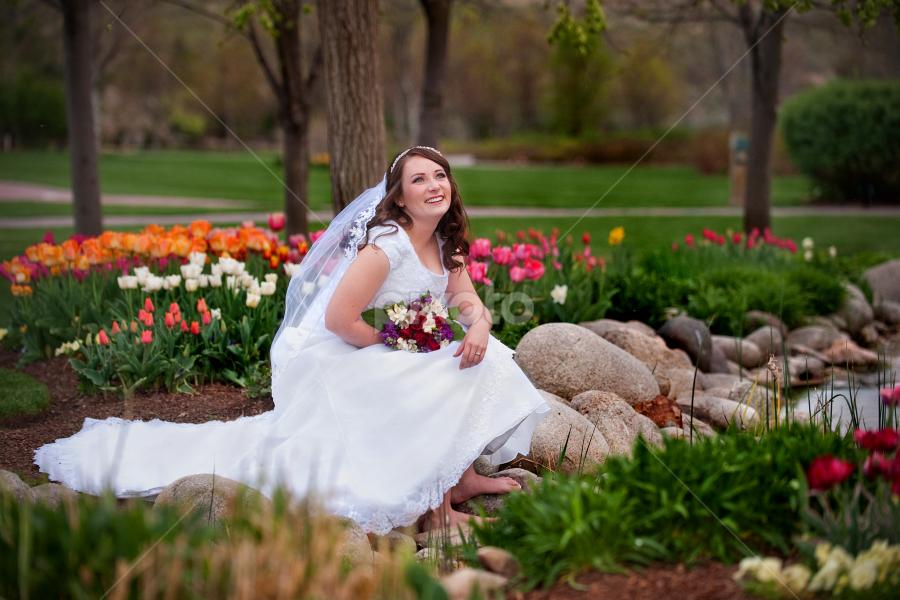 by Melissa Papaj - Wedding Bride ( bridals, utah briodal portrait photographer, thanksgiving point )
