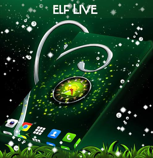 Raindrops Live Wallpaper: Download Elf Live Wallpaper For PC